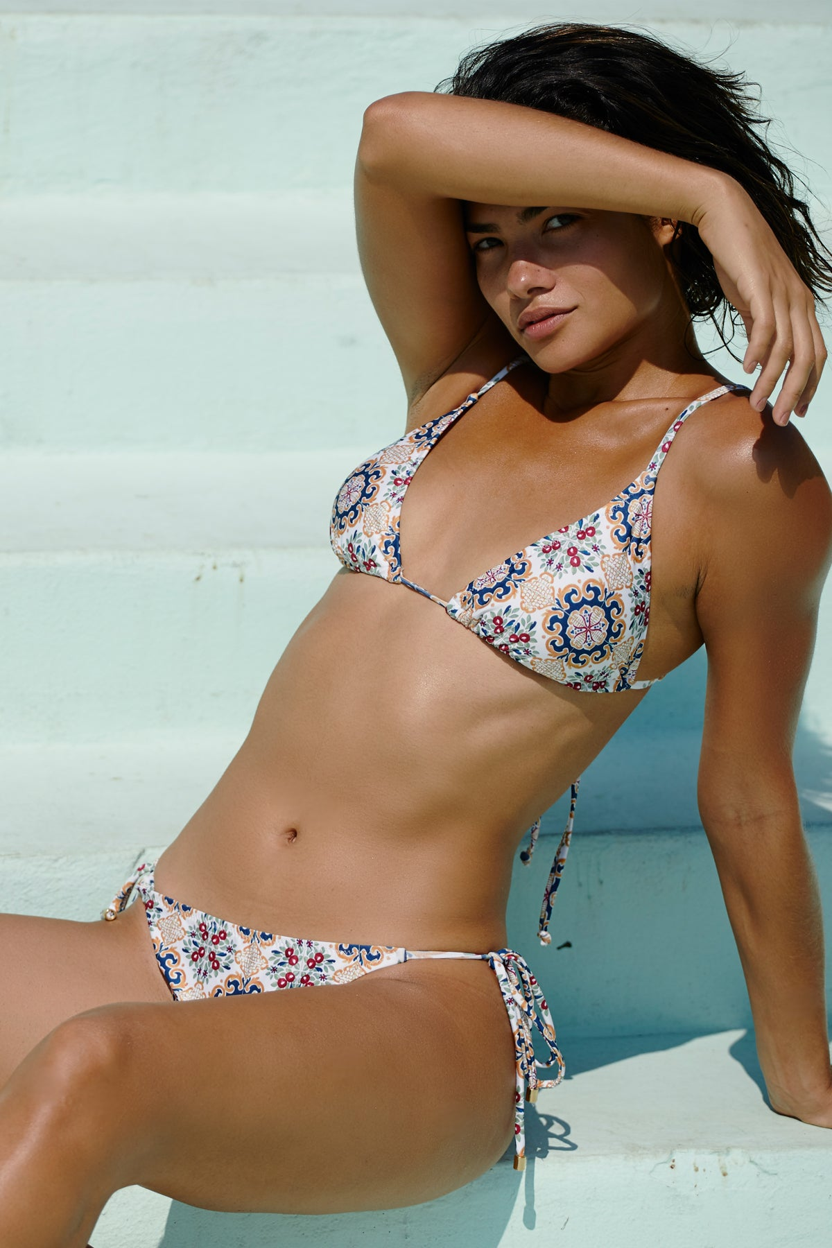 """Sorrento"" Triangle Bikini"