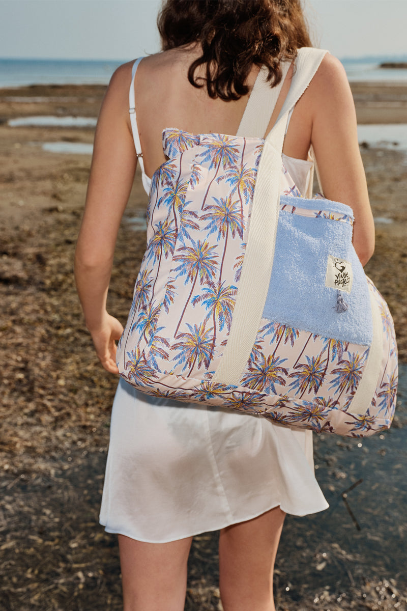 Keilani  Beach Bag ( 2 𝗟𝗔𝗦𝗧 𝗜𝗧𝗘𝗠𝗦 )