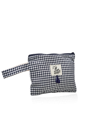 Cycladic in Blue 𝐒𝐦𝐚𝐥𝐥 Clutch Bag