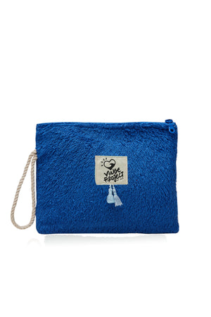 Zircon Blue 𝐒𝐦𝐚𝐥𝐥 Waterproof Clutch Bag (2 LAST ITEMS)