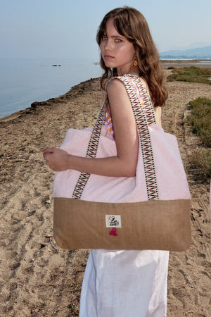 Lollipop - Oversized Beach Bag