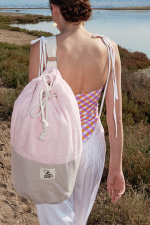 Lollipop Bucket Bag