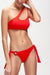 Valencia Red Bikini Swimsuit by vingeproject