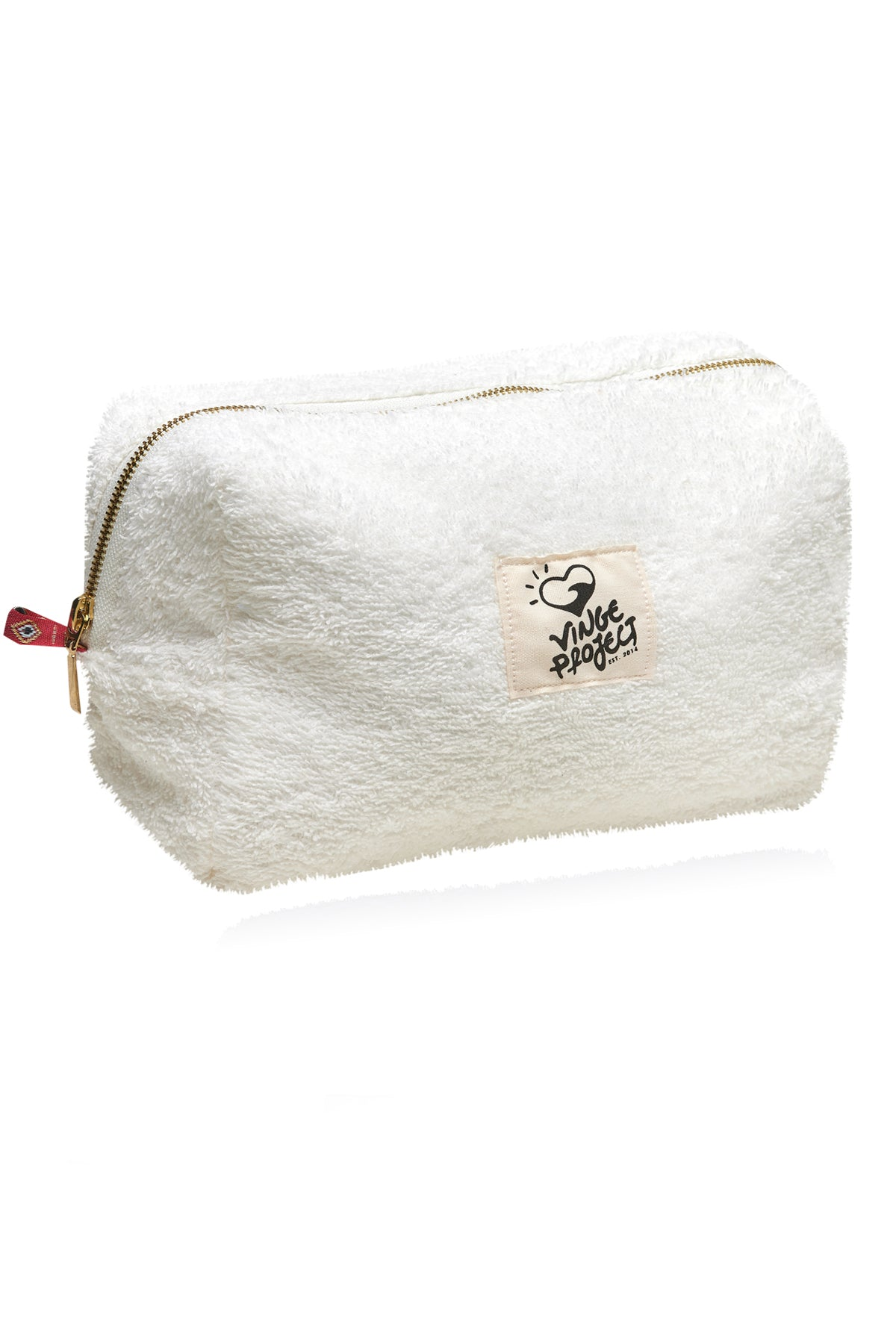Vanilla 𝐗𝐋𝐚𝐫𝐠𝐞 Waterproof Cosmetic & Travel Pouch Bag