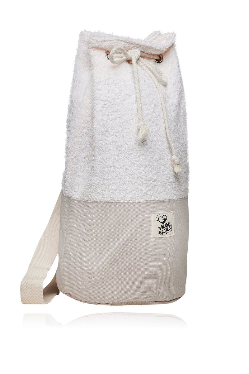Vanilla Bucket Bag