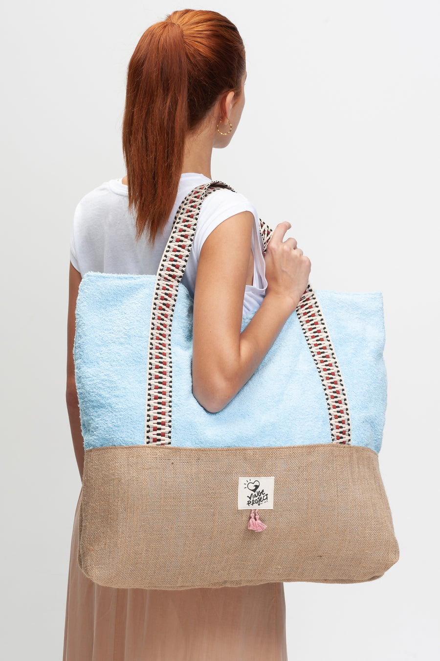 lagoon oversized beach bag vingeproject