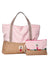 pink oversized beach bag vingeproject
