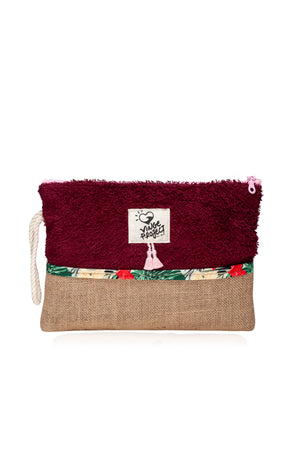 ruby waterproof clutch bag vingeproject