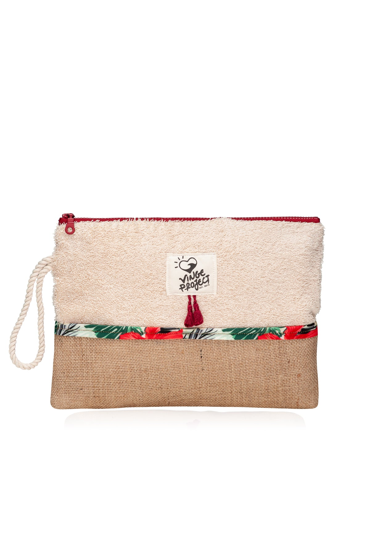 Crema 𝐌𝐞𝐝𝐢𝐮𝐦 Waterproof Beach Clutch Bag ( 4 LAST ITEMS )