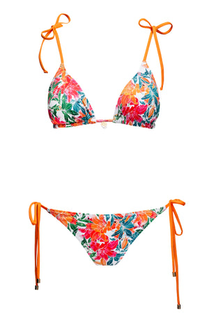 Barbados Tropical Triangle bikini swimsuit by vingeproject