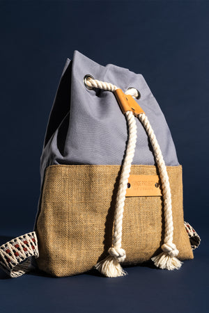 lilac_hermosa_canvas_backpack_vingeproject