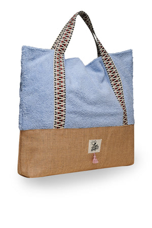 Lagoon - Oversized Beach Bag ( 2 LAST ITEMS )