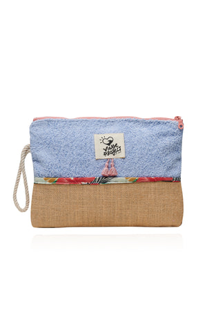 Lagoon 𝐌𝐞𝐝𝐢𝐮𝐦 Waterproof Beach Clutch Bag