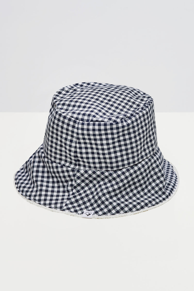 Cycladic in Blue Bucket Hat