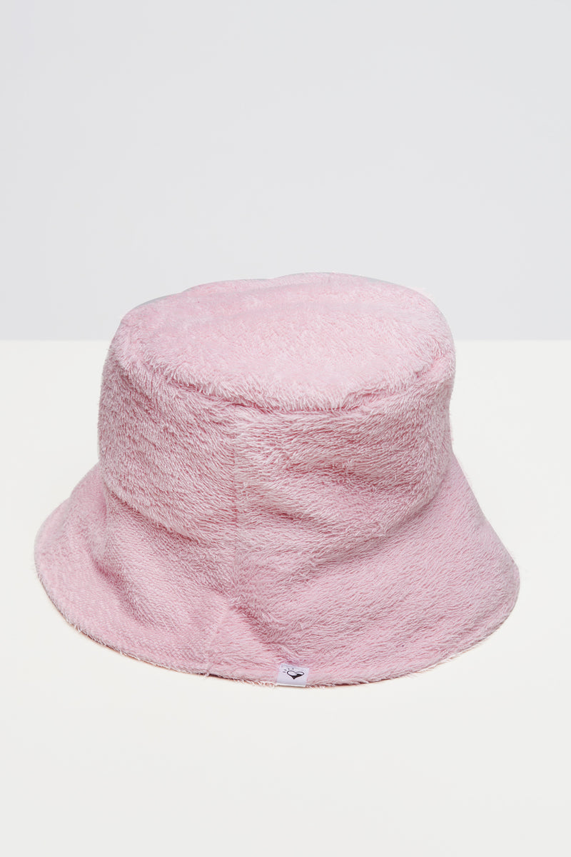 Pink Ribbon Bucket Hat