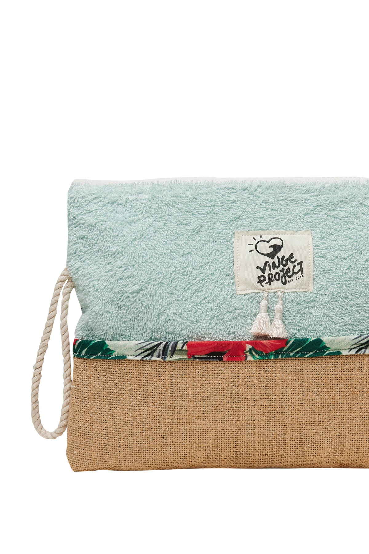 Pistachio 𝐌𝐞𝐝𝐢𝐮𝐦 Waterproof Clutch Bag ( 𝗟𝗔𝗦𝗧 𝗜𝗧𝗘𝗠𝗦 )