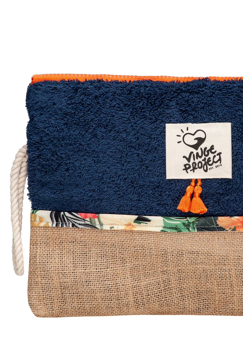 sailor waterproof clutch bag vingeproject