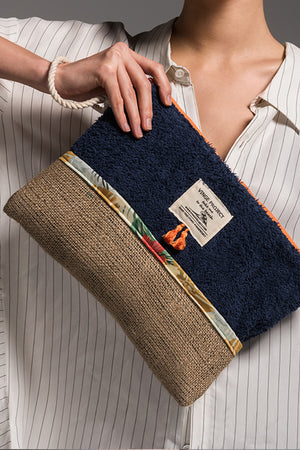 Sailor 𝐌𝐞𝐝𝐢𝐮𝐦 Waterproof Clutch Bag