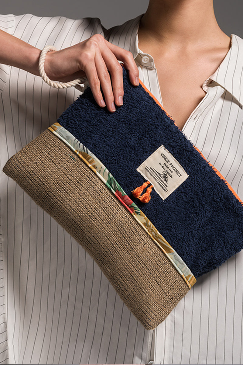 Sailor 𝐌𝐞𝐝𝐢𝐮𝐦 Waterproof Clutch Bag (LAST ITEMS)