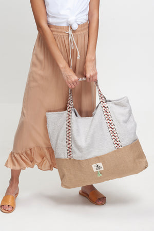 unicorn oversized beach bag vingeproject