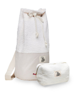 Bucket Bag & Pouch Bag Set