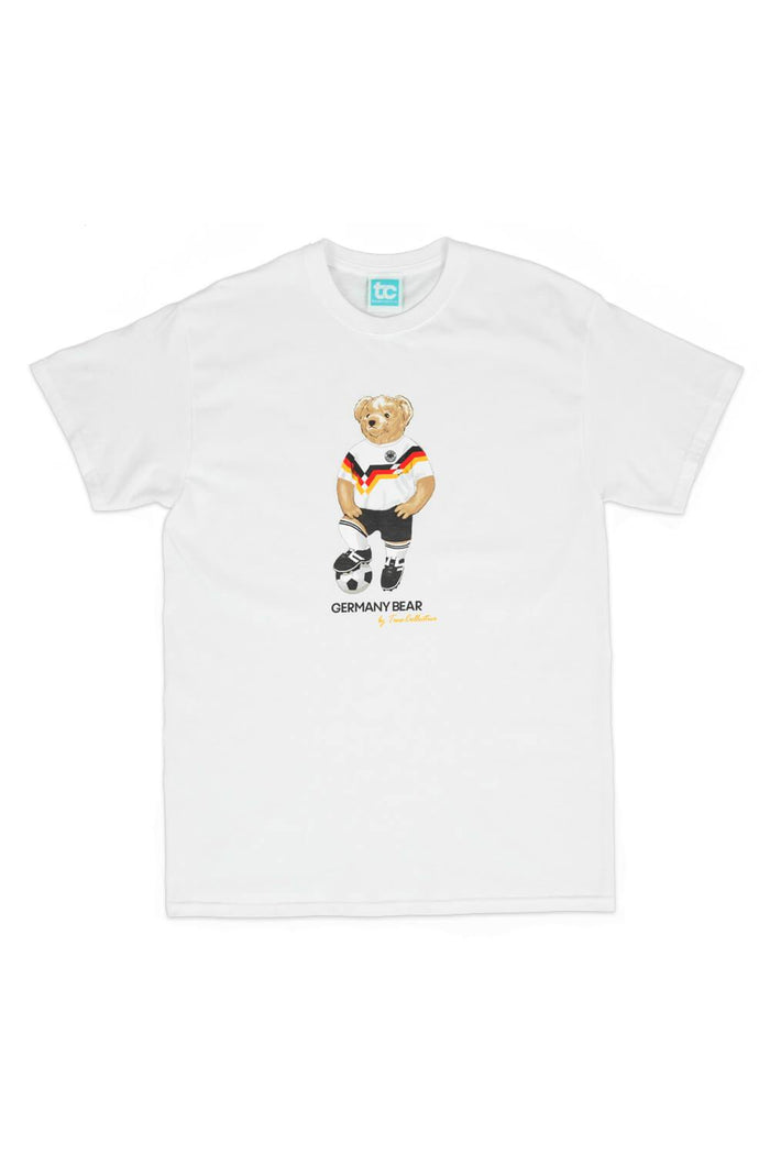 Germany Bear T-shirt White