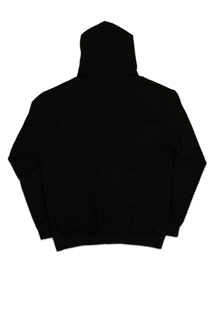 Run DMC Bear Hoodie Black