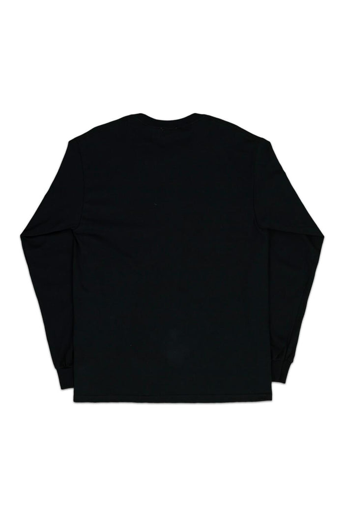 Spain Bear Long Sleeve T-shirt Black