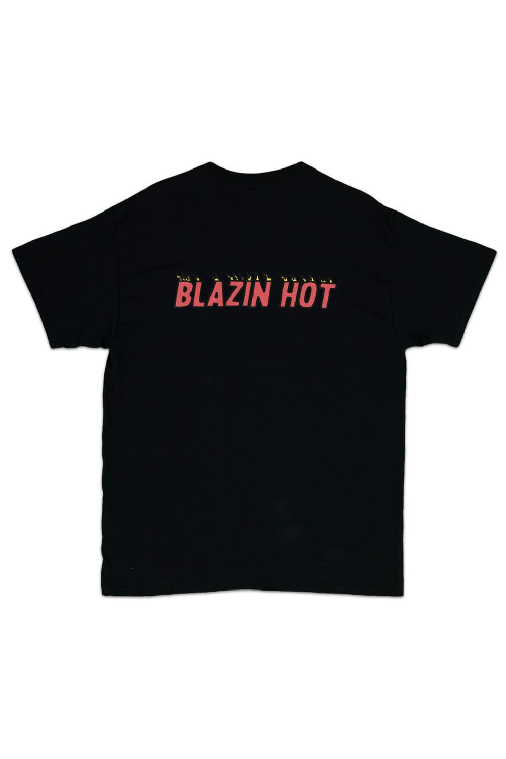 Blazin Hot T-shirt Black
