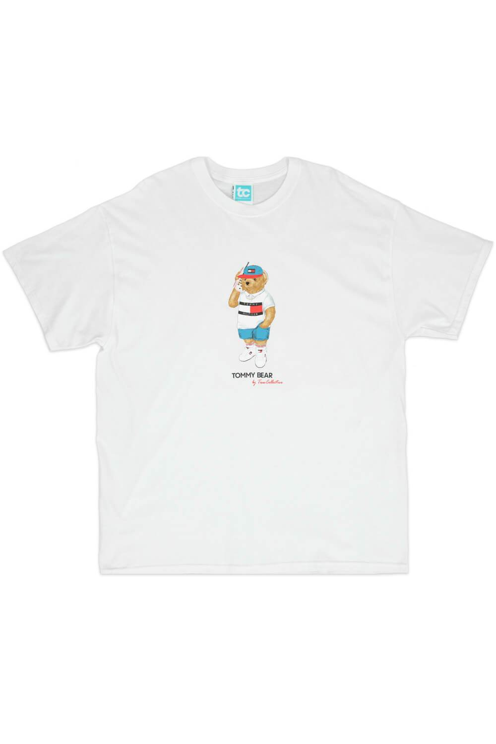 Tommy Bear T-shirt White
