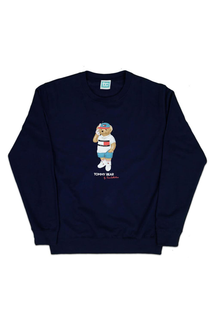 Tommy Bear Sweatshirt Navy