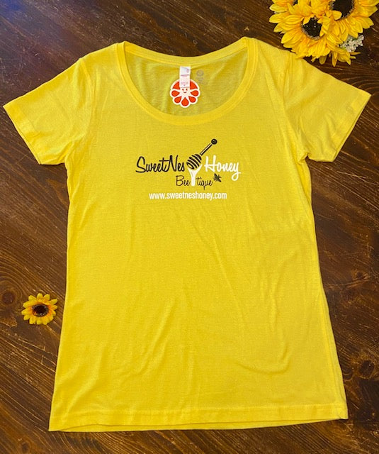 SweetNes Honey Beetique Women's Tee-Shirt