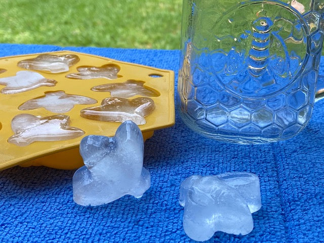 Honey Bee Silicone Ice Cube, Chocolate or Candy Mold