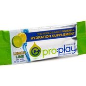 Pro:Play with Magnesium + Zero Sugar LEMON LIME (Pack of 100)