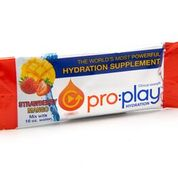 Pro:Play with Magnesium + Zero Sugar STRAWBERRY MANGO Single Pack