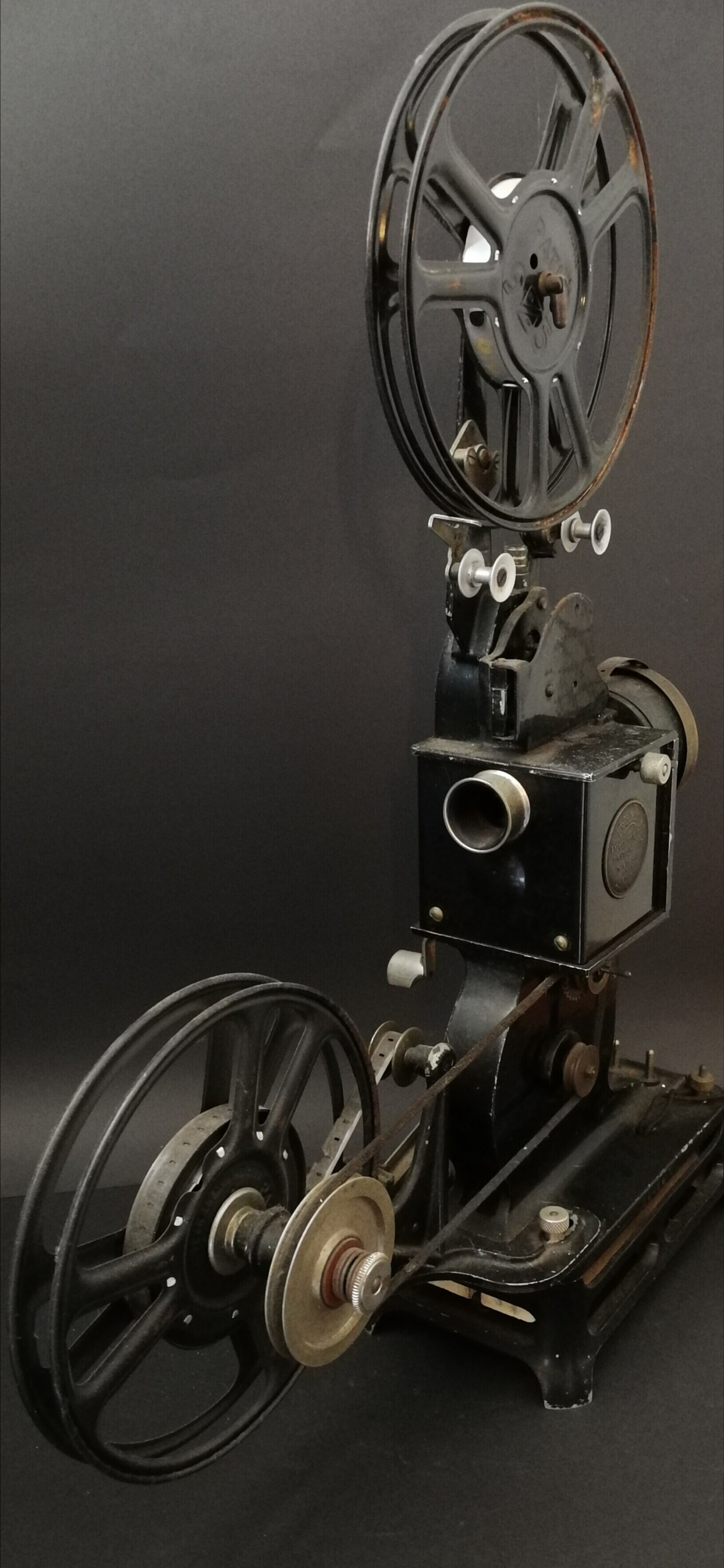 Pathescope Baby Projector 45 degree view