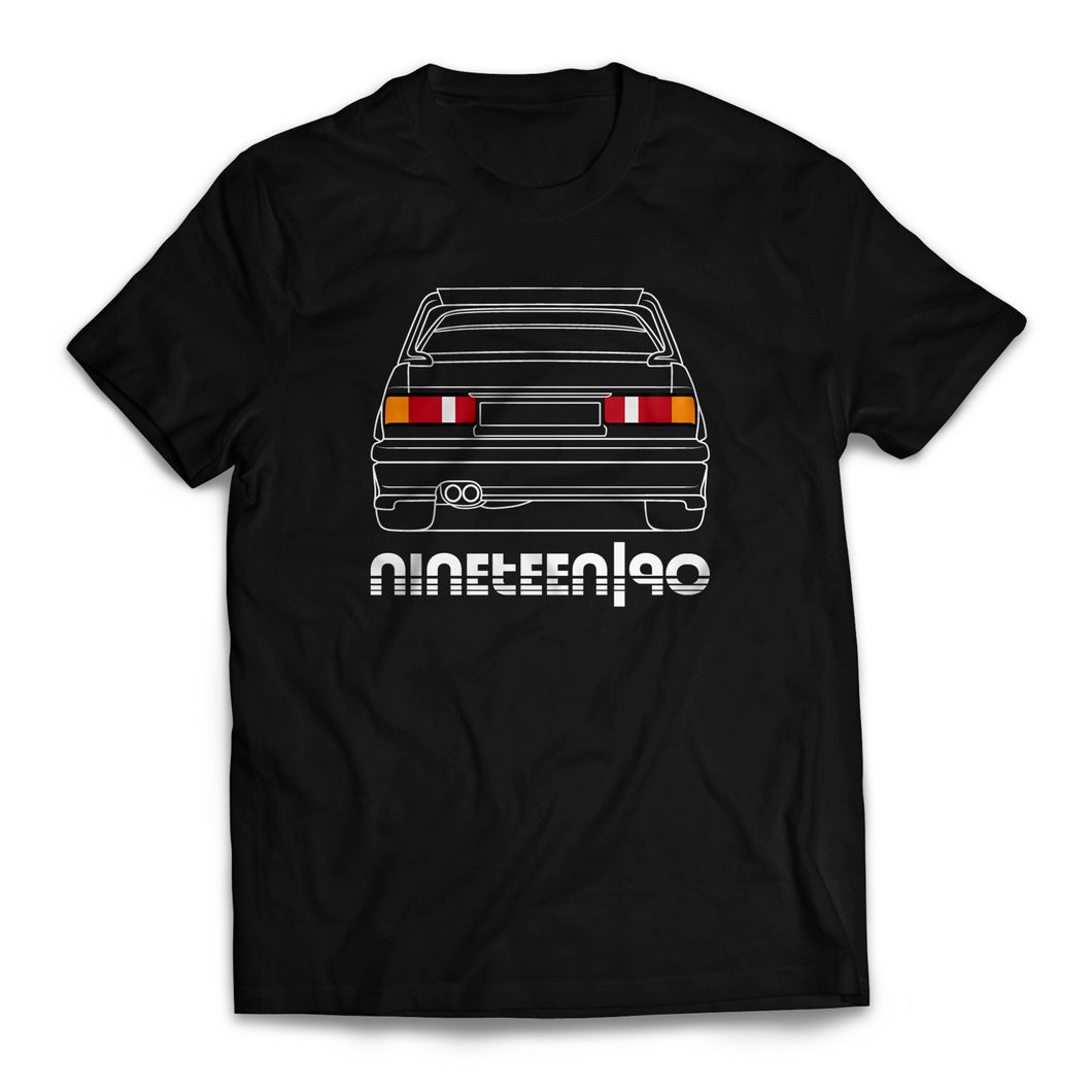 Nineteen90 190E Euro Legends T-Shirt Black