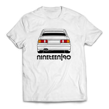 Nineteen90 190E Euro Legends T-Shirt White