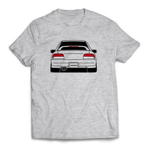 Nineteen90 GC8 Sport Compact T-Shirt Heather Grey