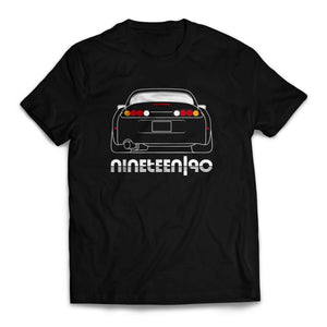Nineteen90 MKIV JDM Legends T-Shirt Black
