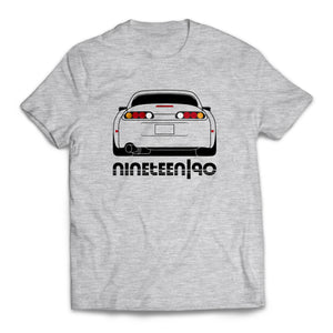 Nineteen90 MKIV JDM Legends T-Shirt Heather Grey