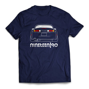 Nineteen90 MKIV JDM Legends T-Shirt Navy