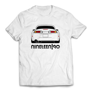 Nineteen90 MKIV JDM Legends T-Shirt White