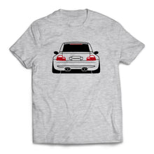 Nineteen90 M Coupe Euro Legends T-Shirt Heather Grey