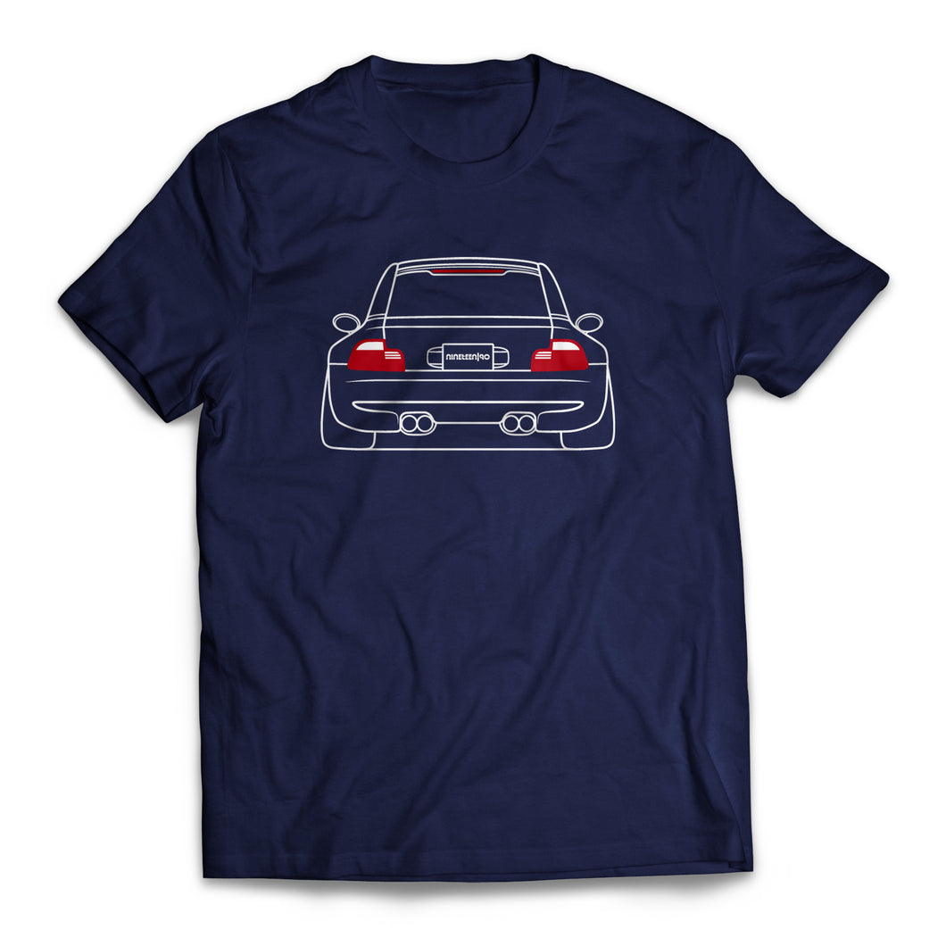 Nineteen90 M Coupe Euro Legends T-Shirt Navy