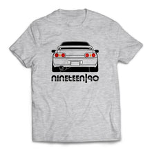 Nineteen90 R32 JDM Legends T-Shirt Heather Grey