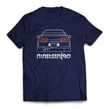 Nineteen90 R32 JDM Legends T-Shirt Navy