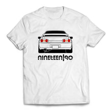 Nineteen90 R32 JDM Legends T-Shirt White