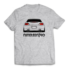 Nineteen90 S2K Roadster Life T-Shirt Heather Grey