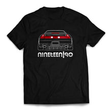 Nineteen90 Type-R JDM Legends T-Shirt Black